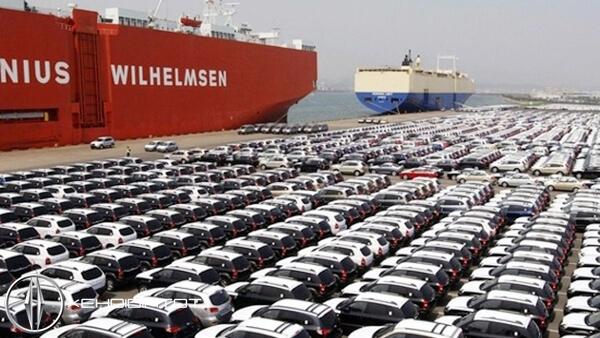 Xe nhập khẩu tăng giá