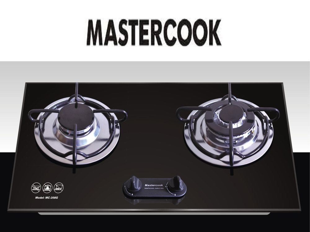Bếp ga Mastercook MC 208G