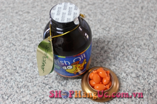 Fish Oil SpringLeaf