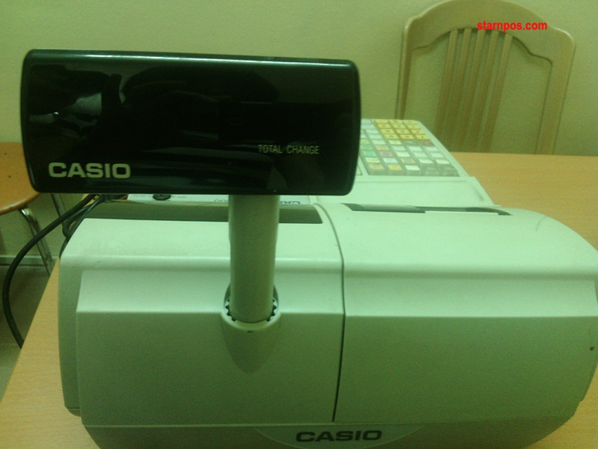 may tinh tien casio tk 7000