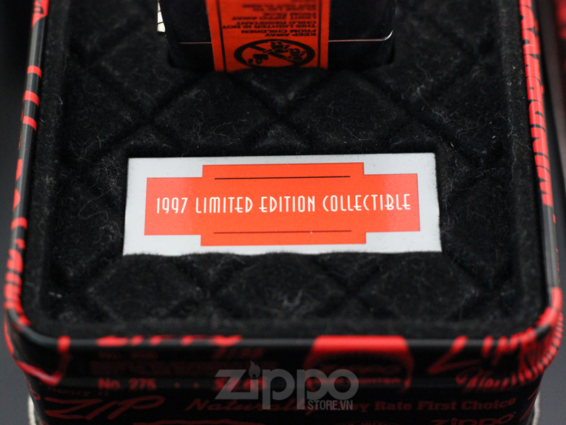 zippo_1997_limited_edition_collectible