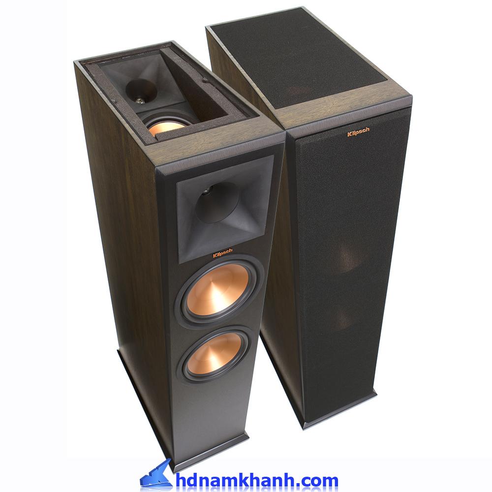 Loa Klipsch RP 280FA, mẫu loa 2015 của hệ thống xem phim theo chuẩn Dolby Atmost.
