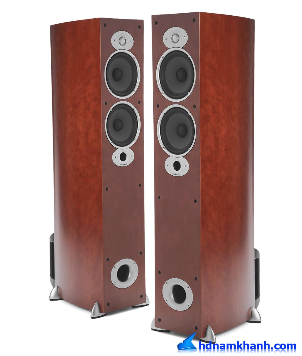 Loa Polk audio RTI A5, loa nghe nhạc tiếng rất mềm mại