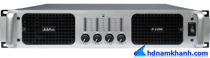 AAP audio P 4400 Professional Amplifier