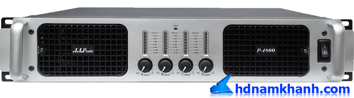 AAP audio P 4800
