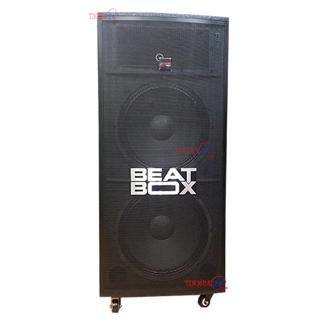 Loa Kéo 2 Bass Công Suất Lớn Acnos Beatbox KB62