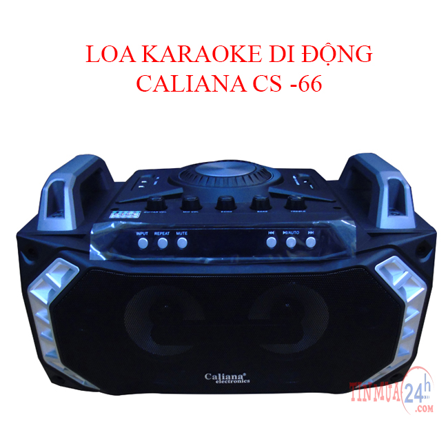 Loa di động Caliana CS 66
