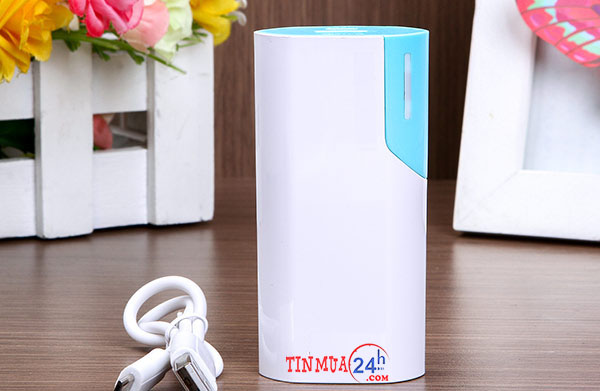pin sac du phong smart 5600mAh, pin du phong smart 5600mAh