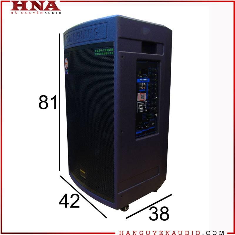 Loa kéo karaoke Temeisheng GD 15-08 giá rẻ - 262904