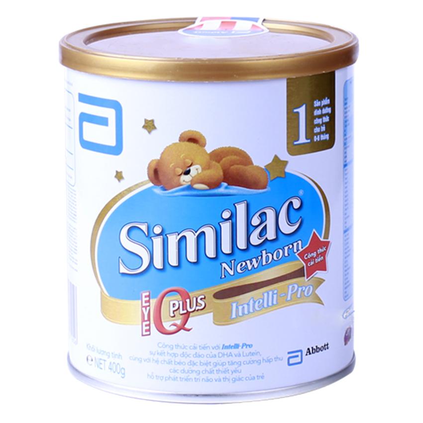 Kết quả hình ảnh cho Sữa Similac