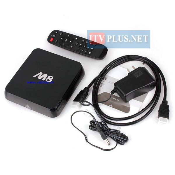 Android TV BOX M81