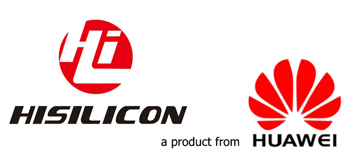 hisilicon from huawei