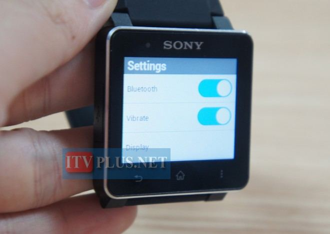 Sony Smart Watch 23