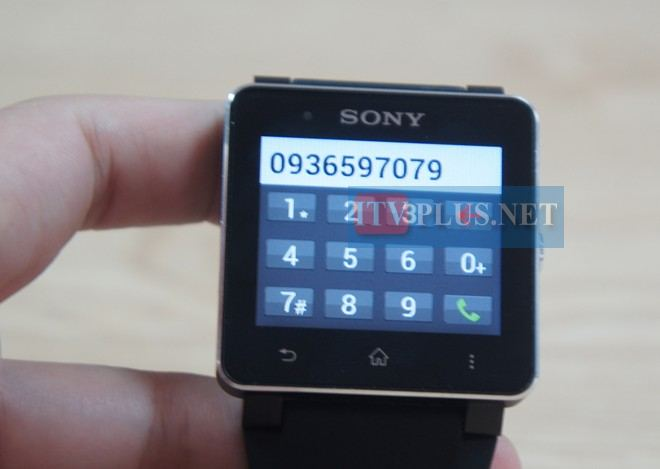 Sony Smart Watch 25