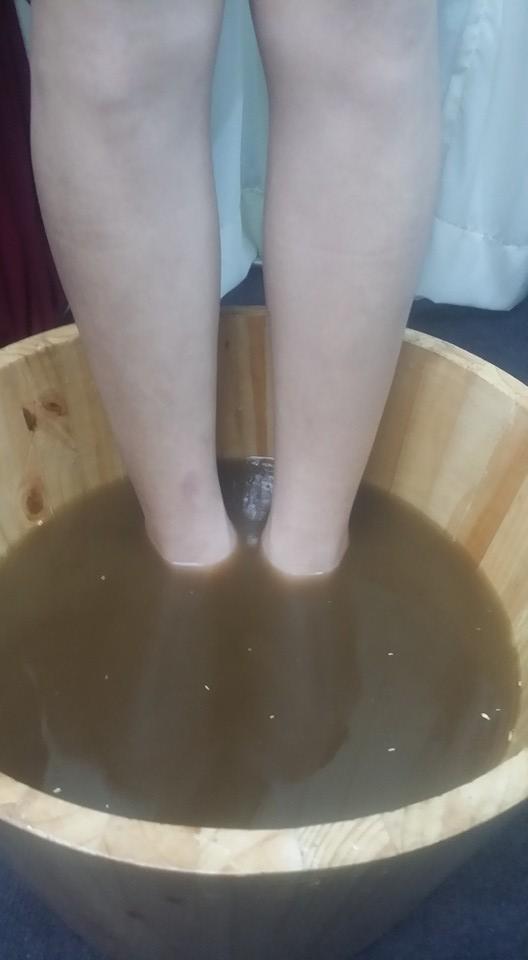 thảo dược ngâm chân 25