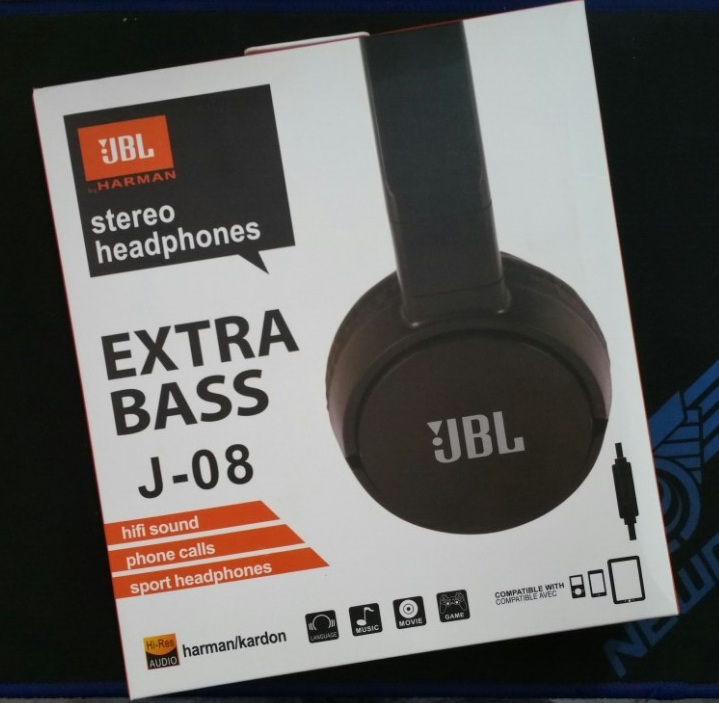 Tai nghe headphone JBL J08 cực hay giá sỉ và lẻ rẻ nhất 0603