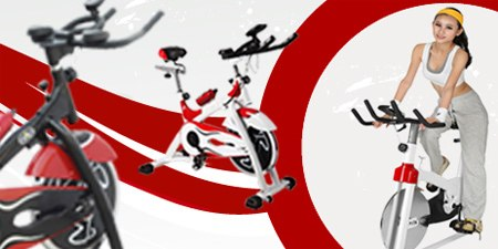 Xe dap  tap the duc Spin bike