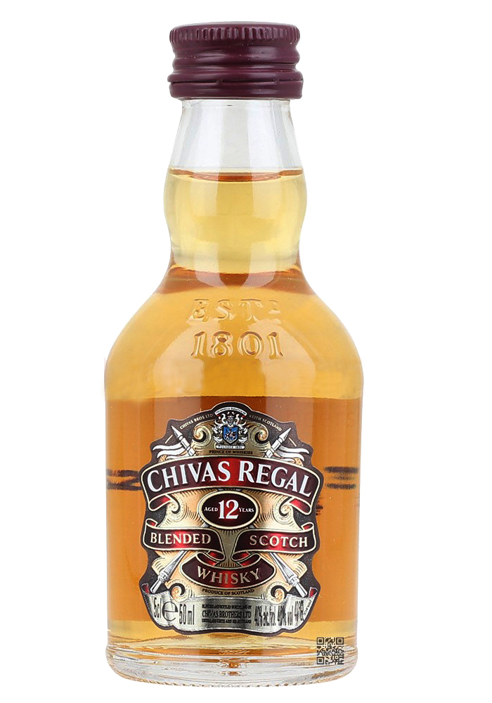 chivas 12 năm 50ml