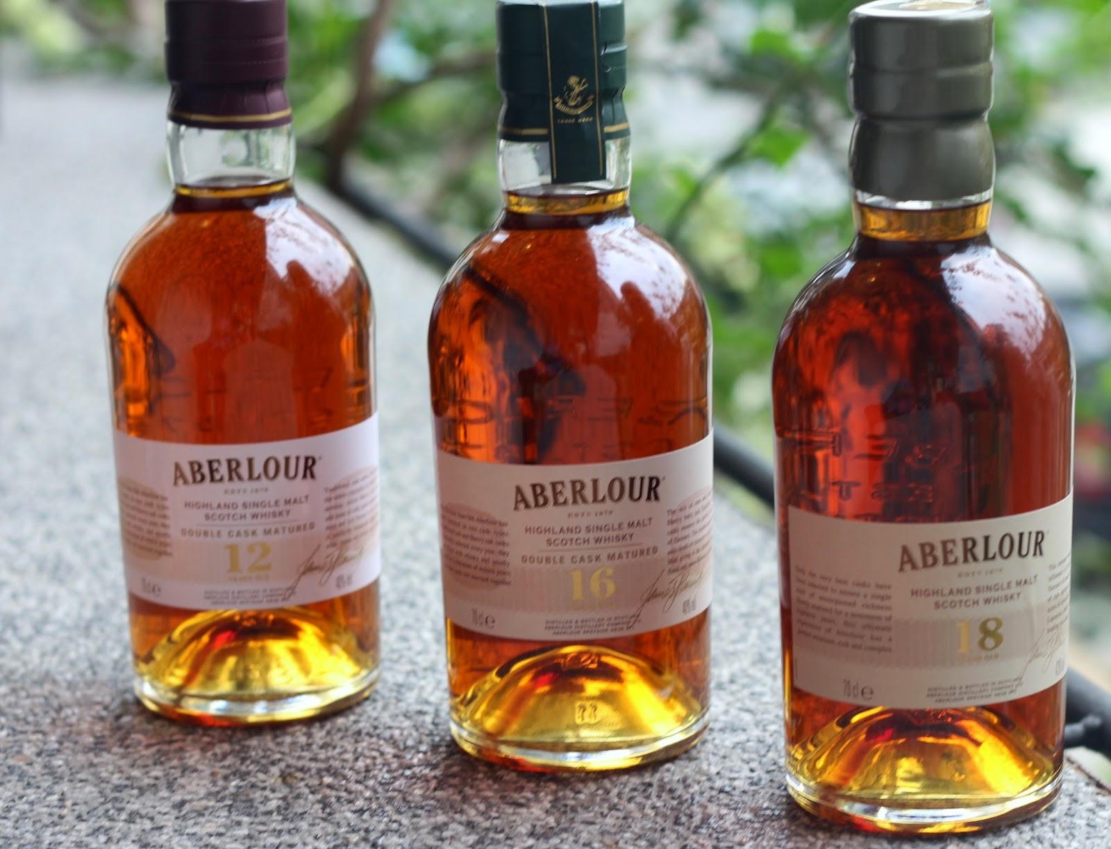 giá rượu Aberlour 18