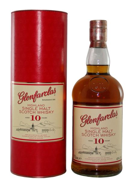 bán rượu glenfarclas 10 năm