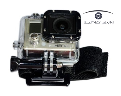 Mount Base Horizontal Surface Quick Release Buckle For Gopro Hero Ngàm gài đa năng