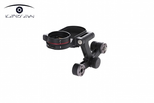 DJI Osmo part 37 X5 adapter hỗ trợ lắp series camera gimbal zenmuse X5 với Osmo