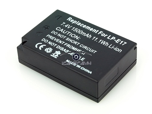 Pin cho máy ảnh Canon LP-E17 Replacement Battery