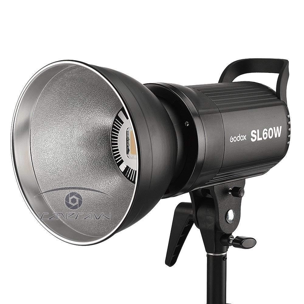 Đèn LED chụp ảnh Godox SL60W cho studio chuyên nghiệp