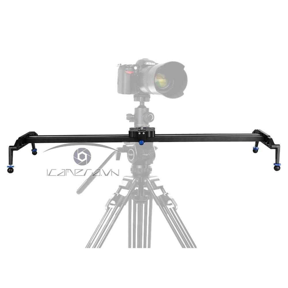 Slider camera track – thanh ray hỗ trợ quay phim, chụp ảnh SuteFoto 80cm SC-08