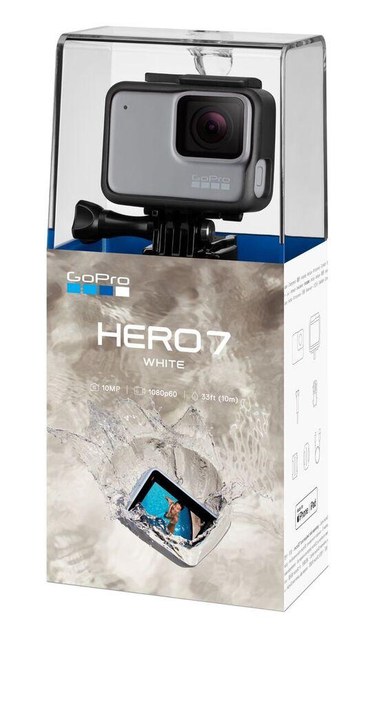 Gopro Hero 7 White hành động thể thao bảo hành chính hãng