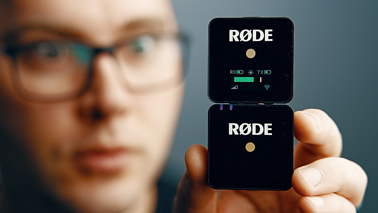 Mic thu âm Rode Wireless Go thu âm song phin chuyên nghiệp sẵn hàng ở Hà Nội