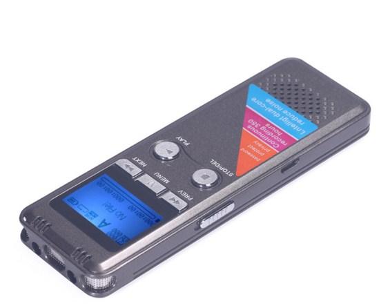 các dòng máy ghi âm ngụy trang , có lọc âm thanh rõ, chất lượng cao. 14