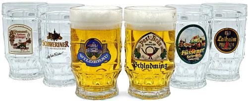 Một số nhãn bia nổi tiếng tại Đức