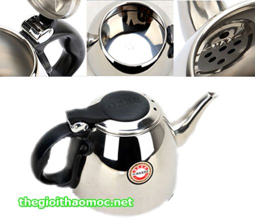 Ấm đun nước bàn trà điện