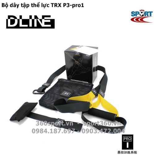 Bộ dây tập thể lực TRX P3-pro1