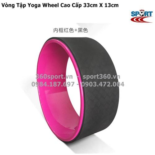 Vòng Yoga màu hồng đen