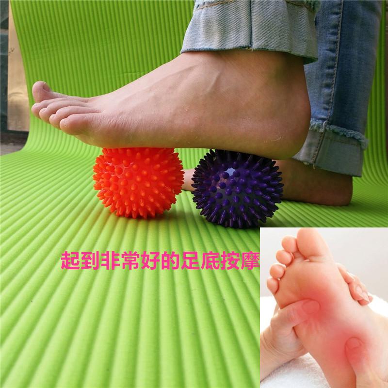 Bóng trị liệu bàn chân