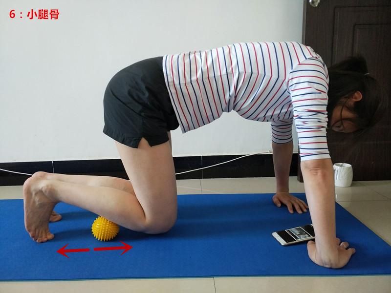 phục hồi chức năng vùng chân