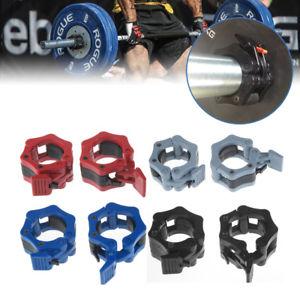 Khóa tạ đòn Olympic barbell clamps