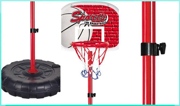 Trụ bóng rổ trẻ em tiện dụng 02