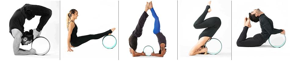 Vòng lăn Yoga Wheel Cao Cấp
