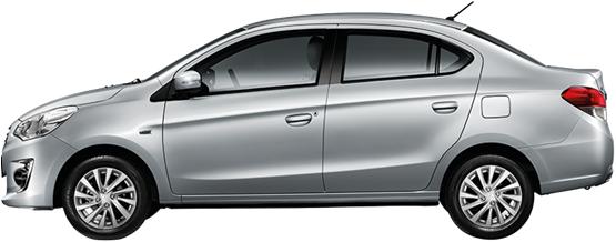 Mitsubishi-attrage-mau-bac