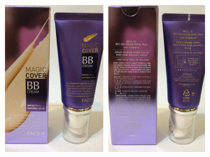 BB Cream FACE it Magic Cover của The Face Shop