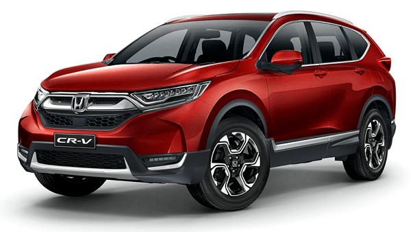 GiÁ Xe Honda Cr V
