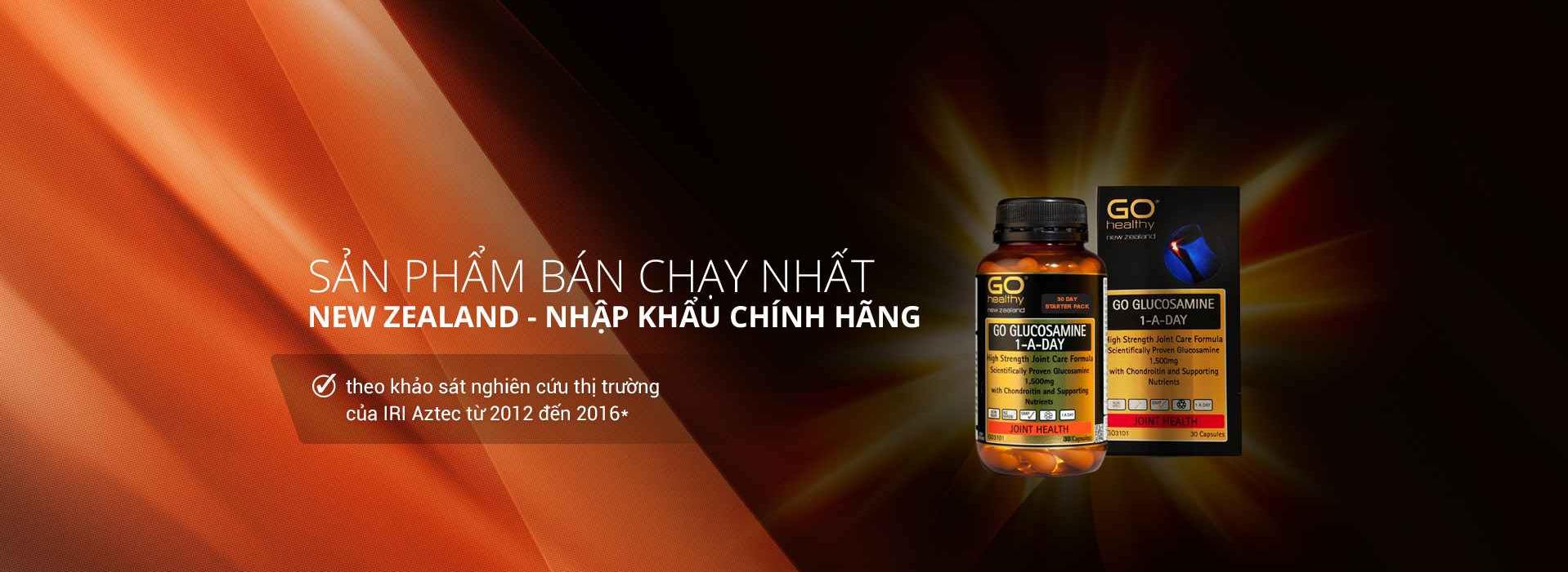 Vien Xuong Khop Go Glucosamine