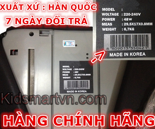 may massage toan than shachu nhap khau tu han quoc