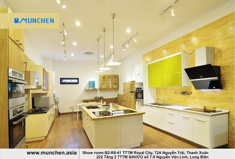 showroom munchen