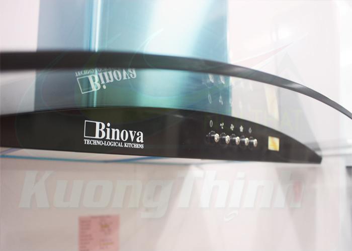 máy hút mùi Binova