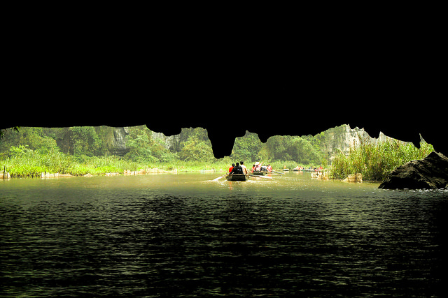 Tam Coc (Three Caves)