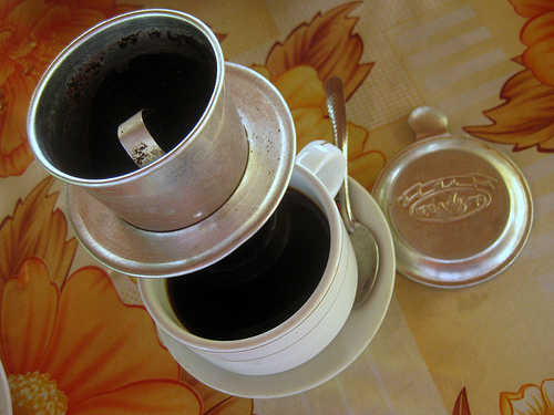 coffee vietnam travel consultant